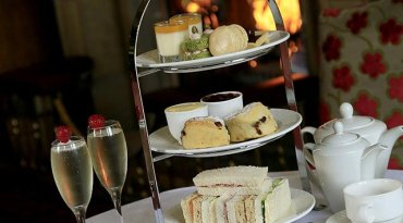 Afternoon Tea - Champagne